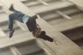 إصابة فتاة سقطت من الطابق السابع في بلدة الرام بجروح خطيرة جدا