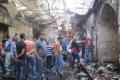 بالصور.. انفجار غامض في نابلس القديمة وإصابة خطيرة