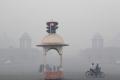 الدخان.. يخنق الهند وباكستان
