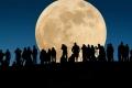 قمر عملاق في سماء فلسطين غدا الأحد
