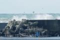 اليابان: 9 جثث في زورق جانح يشتبه بأنه كوري شمالي