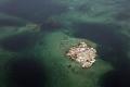 جزيرة هي الأعلى كثافة ولا يوجد فيها مياه أو مقابر!