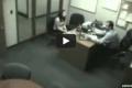 بالفيديو...إحذر من المرأة إذا غضبت !!