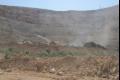 الإسرائيليون يدفنون كميات ضخمة من نفايات منطقة تل أبيب في أراضي نابلس