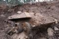 بالصور: دبابة روسية مدفونة في تل أبيب لا يعرف مصدرها أحد