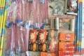الألعاب النارية تصيب 4 مواطنين بنابلس