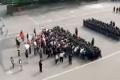 بالفيديو..تعرّف على كيفية فض الشرطة الكورية للمظاهرات