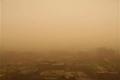 في الطريق الى فلسطين: عاصفة رملية تغطى سماء مصر وتؤثر على حركة الملاحة البحرية