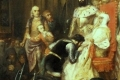 ملك استخرج جثة عشيقته لتنصيبها ملكة: ووالده أمر بقتلها
