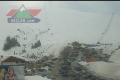 جبال لبنان تغرق بالثلوج ..ارتفاع الثلج تجاوز 500 سم !! شاهدوا الصور
