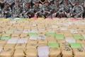 ضربة لتجار المخدرات في الشرق الأوسط.. ضبط أطنان من الحشيش والهيروين تصل قيمتها لنحو نصف ...