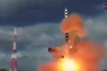 """بالفيديو.. الجيش الروسي يعلن اختبار صاروخ نووي """"مرعب"""""""