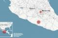 زلزال بقوة 6.5 درجات يخلف ضحايا بالمكسيك