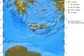 زلزال يضرب جزيرة كريت اليونانية