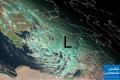 الأقمار الصناعية تظهر تشكل المنخفض الجوي العميق والقطبي المنشأ
