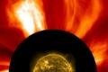 عاصفة شمسية هي الأقوى منذ ستة سنوات قد تؤثر على المجال المغناطيسي للارض اليوم