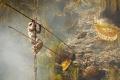 كأنها من عالم آخر: فن صيد العسل في نيبال قصة أخرى!