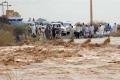 فيضان نهر يخلف دمارا بولاية سودانية