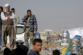 الطقس والأفاعي والعقارب ..مأساة نازحي الموصل مستمرة
