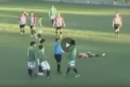 بالفيديو: لاعب مكسيكي يقتل حكماً أثناء مباراة كرة قدم