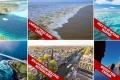 بالصور  حقائق مذهلة حول محيطات وأنهار وبحيرات الأرض