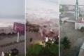فيديوهات ترصد لحظة زلزال إندونيسيا العنيف.. مساجد وهلع وهروب وموجات عاتية