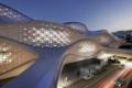 محطة مترو الرياض: إبداع جديد من تصميم زهى حديد