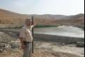 مجلة آفاق البيئة والتنمية ولأول مرة إعلامياً ترصد محطة الترسيب الإسرائيلية في البقيعة والتي ستمد ...