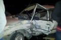 صور: إصابة سبعة مواطنين في حادث سير قرب رام الله
