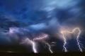 هام.. منخفض زكريا يتحول الى عاصفة