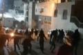 شجار عنيف واصابات بين مشجعي هلال القدس وجبل المكبر