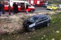 إصابة تسعة عمال في حادث سير جنوب الخليل