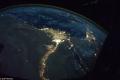 المدن التي لا تنام: مجموعة صور رائعة للأرض ليلاً.. من المحطة الفضائية الدولية