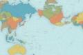 كيف ستبدو خريطة الأرض إذا تم تسطيحها؟