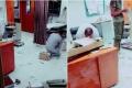 إطلاق نار وتخريب قسم الطوارئ في مستشفى الرازي في جنين