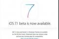 آبل تطلق الإصدار التجريبي الخامس لنظام آي أو إس 7.1