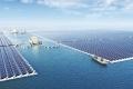 تدشينُ أكبر محطةٍ عائمةٍ للطاقة الشمسية في العالم