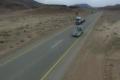 بالصور.. سعودي يشاهد زوجته الحامل وأولاده الخمسة يموتون أمامه في حادث مروع