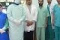بعد فشل رحلة علاجها بالخارج.. فريق طبي بغزة ينجح في إعادة الأمل لطفلة بالسير على ...
