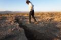 بالفيديو.. مشاهد رعب لوقوع زلزال ثان في كاليفورنيا