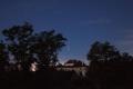 شهب البرشاويات فوق قلعة البريشتسبيرغ