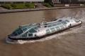حافلة الماء لنقل الركاب في كوكب اليابان