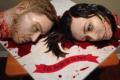 بالصور... العثور على رأسي عروسين مقطوعين في كعكة الزفاف