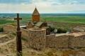 """المواقع الأثرية في """"أول دولة مسيحية"""" في العالم"""