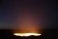 آية من آيات الله... بوابة جهنم في تركمنستان تستعر فيها النيران منذ 43 سنة .. ...