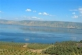 ارتفاع مستوى بحيرة طبريا 68 سم منذ بداية موسم الأمطار