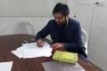 معلمٌ فلسطيني يضيف لألفية ابن مالك لأغراضٍ تعليمية