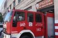 إطفائية بلدية الخليل تخمد نيرانا اندلعت داخل مركبة