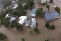 السكان والثعابين يتصارعون للنجاة من السيول في شرق استراليا