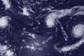 إرما وكاتيا وخوسيه 3 أعاصير متزامنة في المحيط الأطلسي تستعد للهجوم على البر الأمريكي